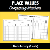 Place Value Compare- Numbers to 10,000