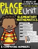 Place Value Comparing Numbers Unit