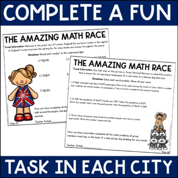 Place Value, Comparing Numbers, and Rounding Review