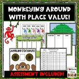 1/2 OFF! Place Value, Comparing and Ordering Numbers, Cent