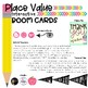 Place Value Comparing and Rounding Boom Cards (Digital Task Cards)
