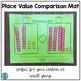 Place Value Comparison Mat FREEBIE!