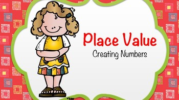Place Value: Composing Number