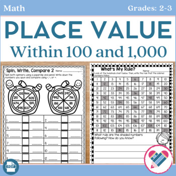 Place Value and Number Sense Activities