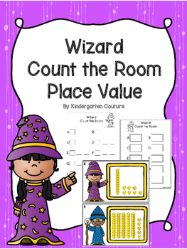 Place Value Count The Room -Wizard