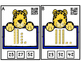 Place Value Counting -Jaguar (QR Codes Included)