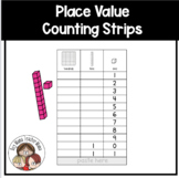 Place Value Counting Strips