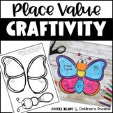 Place Value Activity: Butterfly Craft