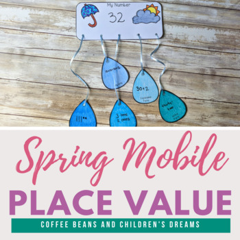 Spring Place Value Mobile