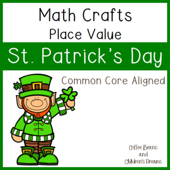 Place Value Craft: St. Patrick's Day Mobile