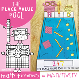 Place Value Craft - The Place Value Pool