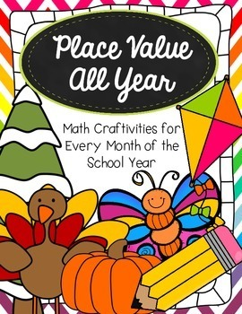 Place Value Craftivity Bundle