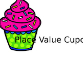 Place Value Cupcakes