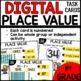 Place Value DIGITAL TASK CARDS