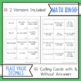 Place Value Decimals BINGO Math Game