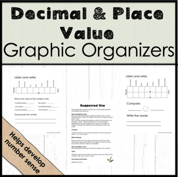 Place Value & Decimal Interactive Whiteboard Practice *Reinforcement*