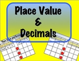 Place Value & Decimals
