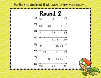 Place Value Decimals Bundle
