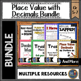 Place Value Decimals Bundle