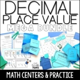 Decimal Place Value Mega Bundle