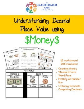 Place Value, Decimals, & Money!