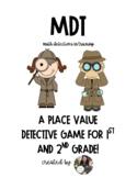 Place Value Detective Math