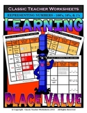 Place Value-Different ways Represent Numbers-Hundreds-Grades 2-3 (2nd-3rd Grade)