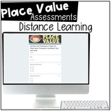 Place Value Digital Assessment - Google Forms