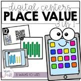 Place Value - Digital Centers