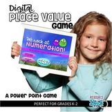 Place Value Digital Game