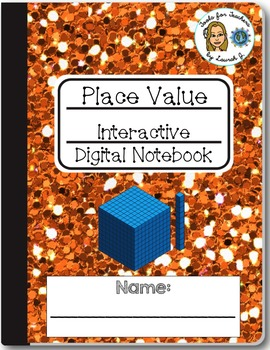 Place Value Digital Interactive Notebook for Google®
