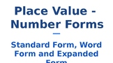Place Value Digital Sort