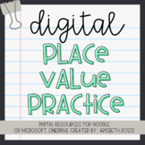 Place Value Digital Unit
