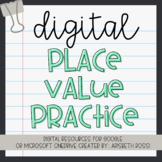 Place Value Digital Unit