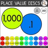 Place Value Discs CLIPART