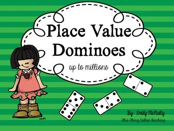Place Value Dominoes