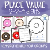 Place Value Donut Craft