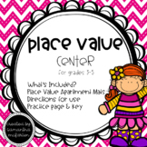 Place Value Dry Erase Center