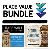 Place Value Enrichment BUNDLE!