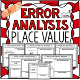 Place Value Error Analysis