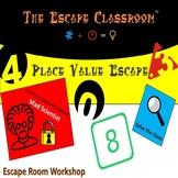 Place Value Escape Room | The Escape Classroom