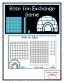 Place Value Exchange Game Winter