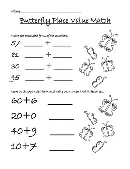 Place Value: Expanded Form