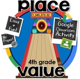 Place Value- Expanded Form GOOGLE CLASSROOM ACTIVITY