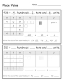 Place Value Extended Form