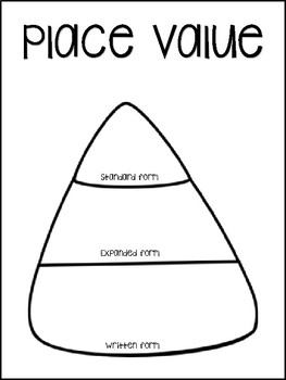 Place Value / Math Activity