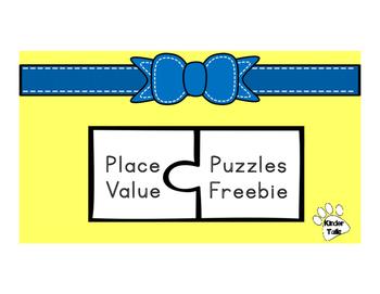 Place Value FREEBIE