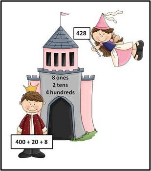 Place Value Fairy Tales