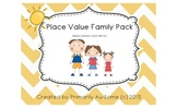Place Value Family Pack