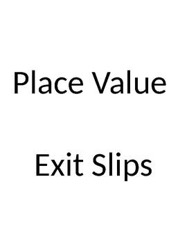 Place Value Fifth Grade Go Math